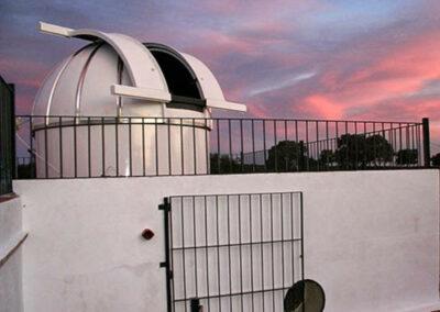 Mirador Astronómico de Cardeña - Casa San Antonio